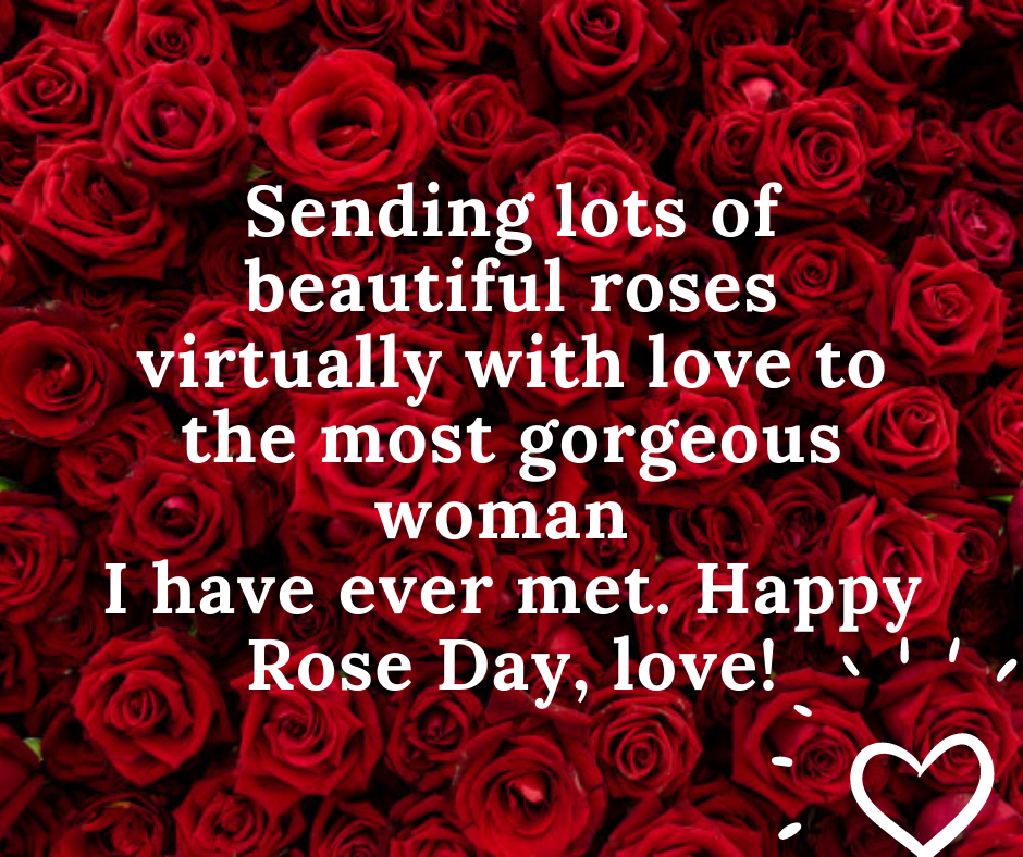 happy rose day to friend