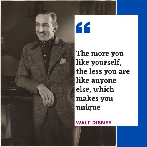 Best Inspirational Quotes by Walt Disney