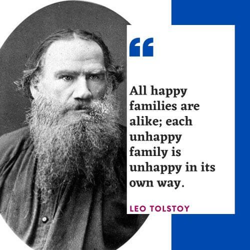 Best Short Quotes By Leo Tolstoy