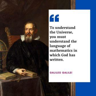 Inspirational Quotes by GALILEO GALILEI
