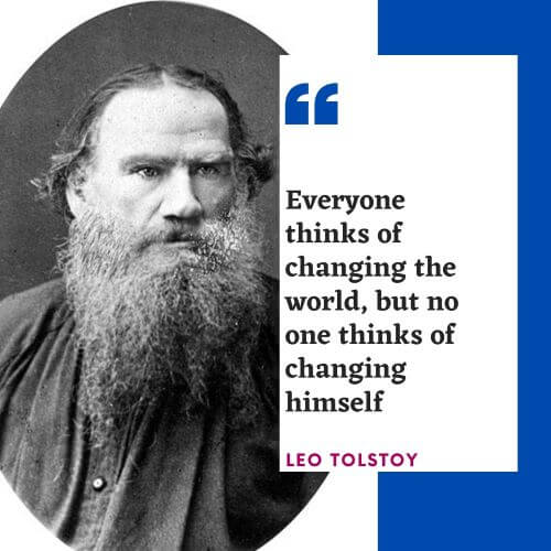 Short Quotes By Leo Tolstoy