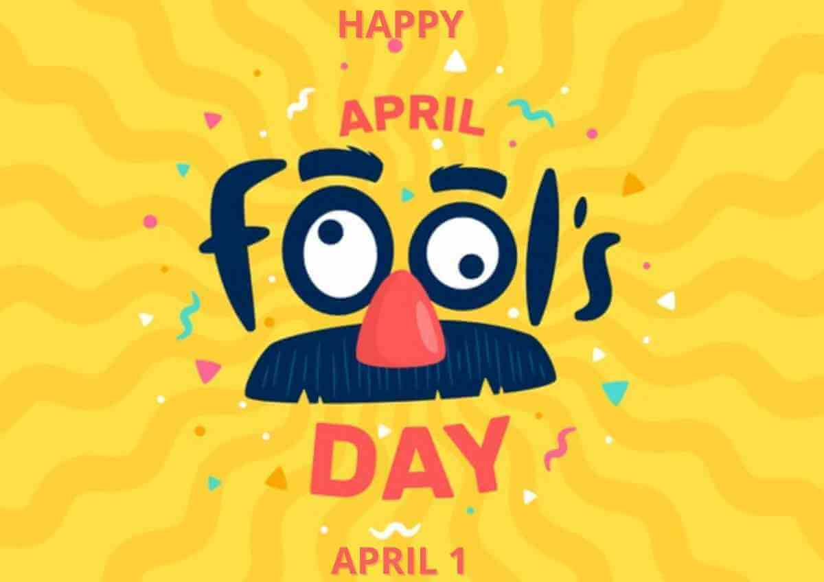 April Fool's Day 2021 messages