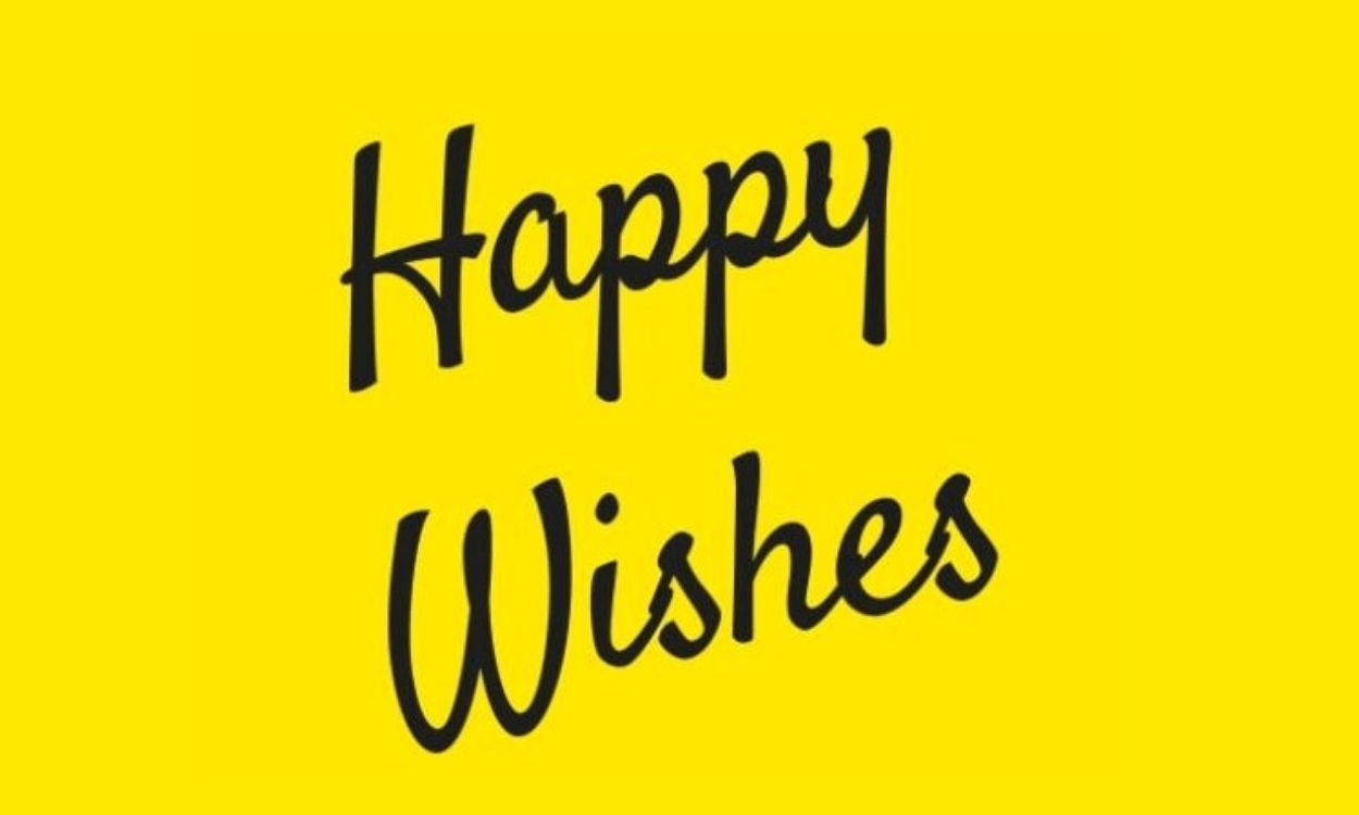 Happy Wishes Quotes Images