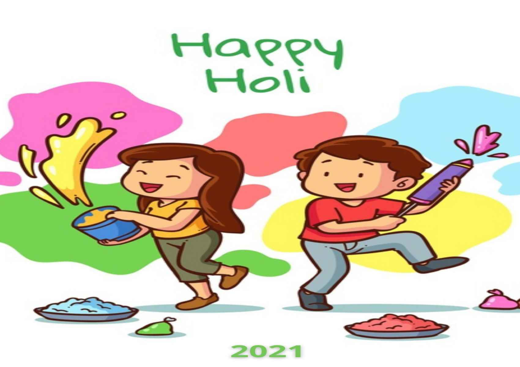 wishes for Holi 2021