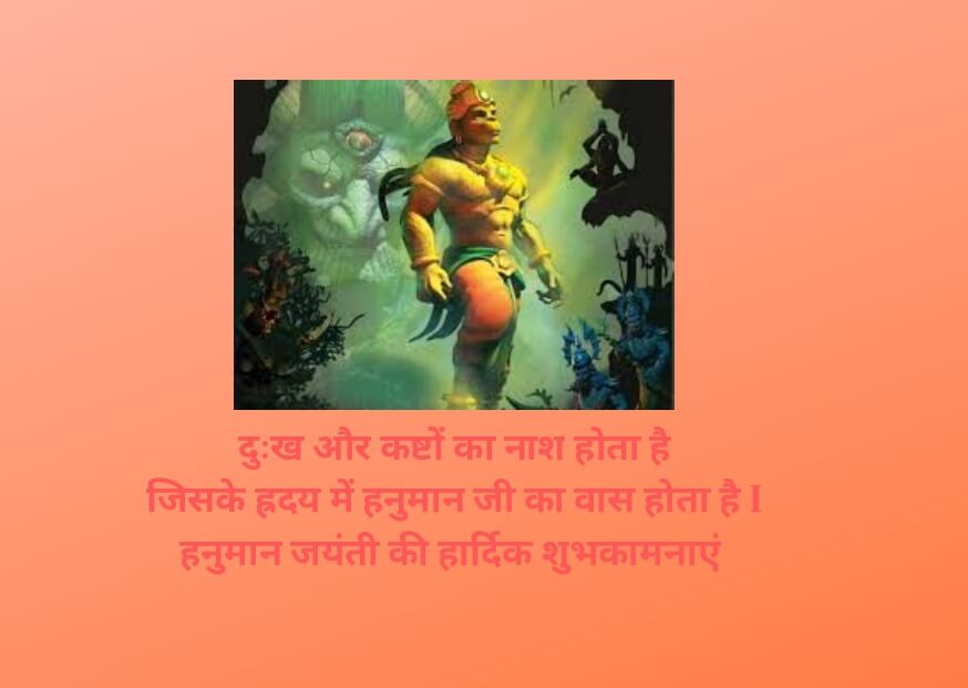 Images with wishes HD Lord hanuman 2021