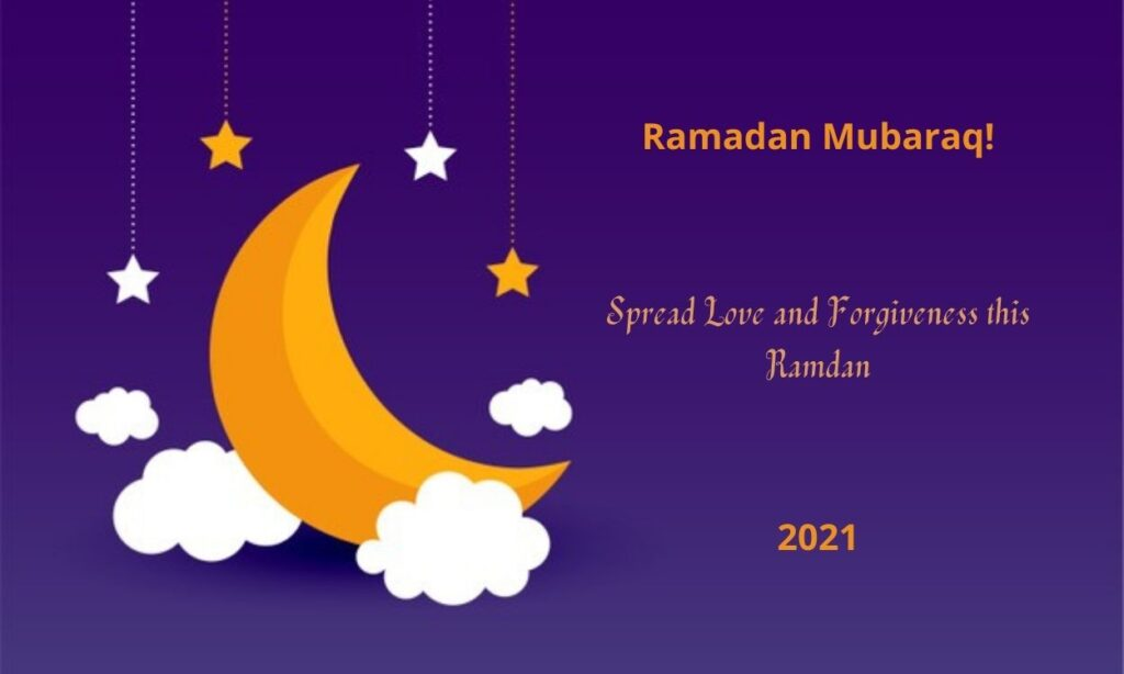 Special Chand Mubarak images for Ramadan 2021