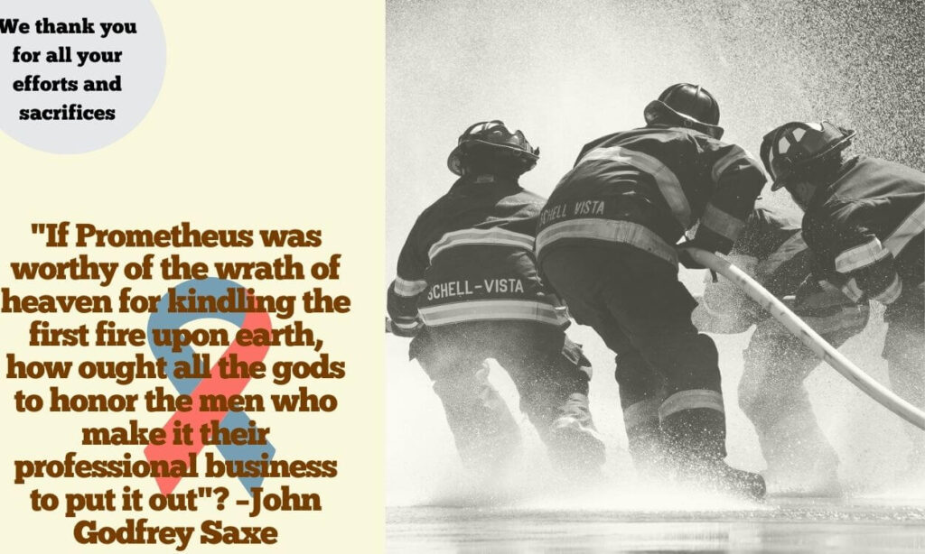 Firefighters Appreciation Day 2021 Wishes