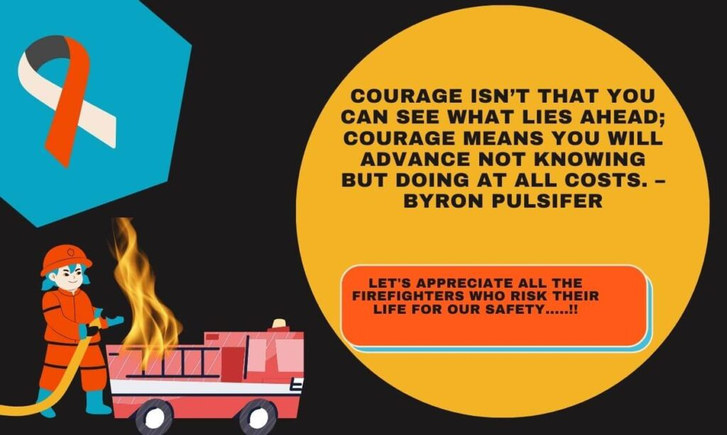 International Firefighters Day 2021 Images with Quotes