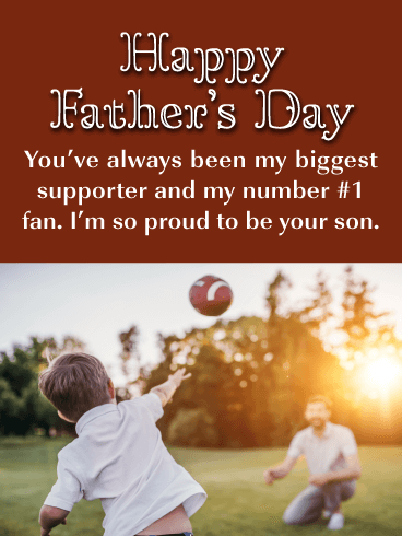 Best Fathers Day Quotes from son