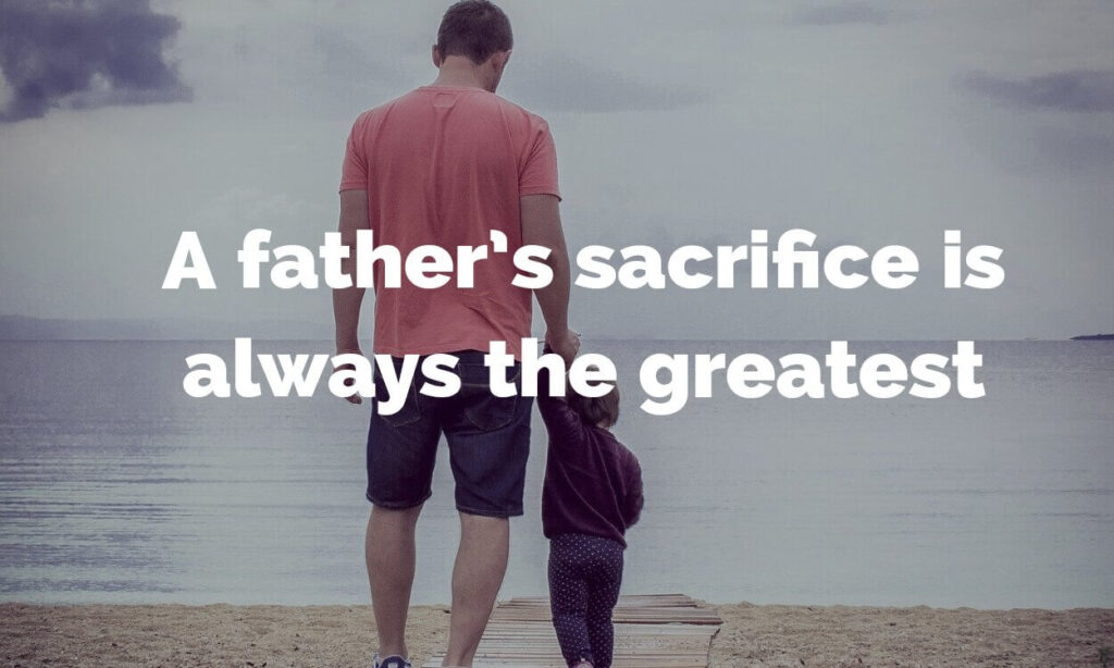 Father's Day 2021 Emotional Quotes