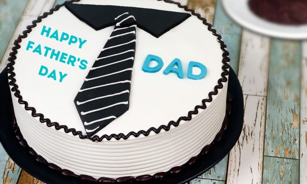 Best Happy Father's Day cake images 2021