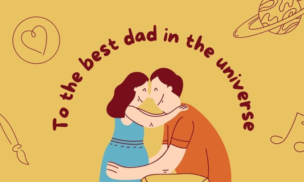 Heart Touching Father's Day Quotes from Daughter
