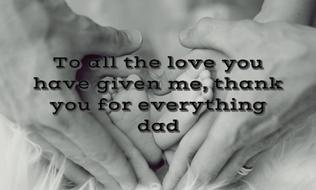 Meaningful Father's Day Quotes from Daughter