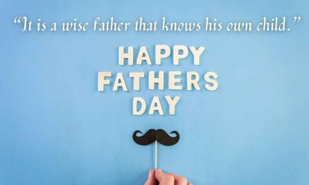 Happy Father's Day images in English