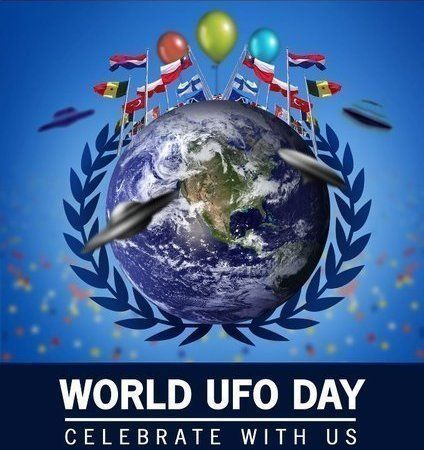 World UFO day 2021 quotes