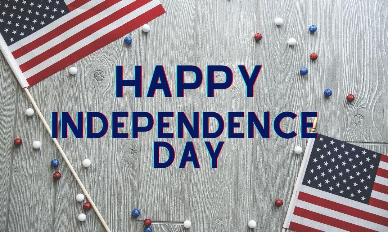 Happy Fourth of July Card Wishes 2021