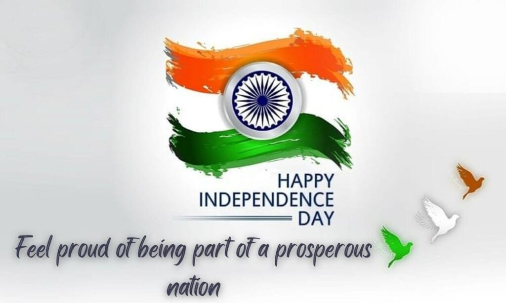 Happy Independence Day 2021 Wishes in English