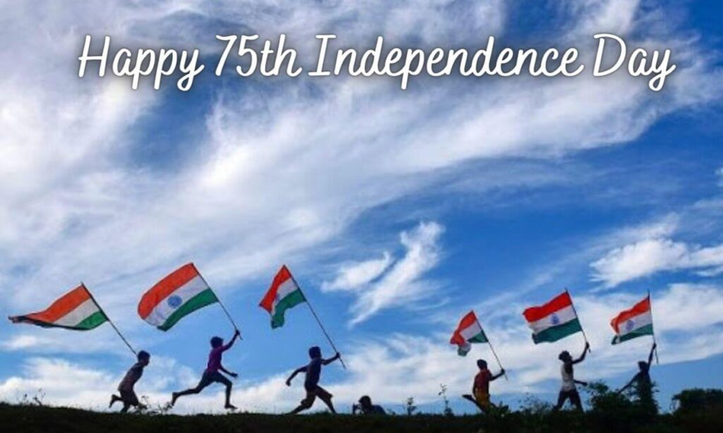 Happy Independence Day 2021 Status