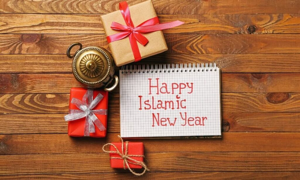 Islamic New Year 1443 wishes Images