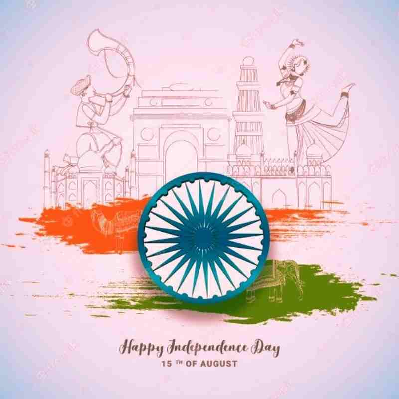 Happy Independence Day 2021 India