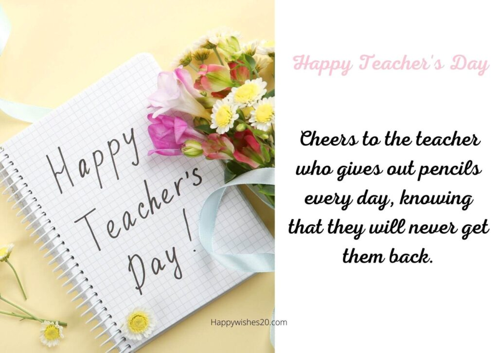 Best Teachers Day Quotes Wishes 2021