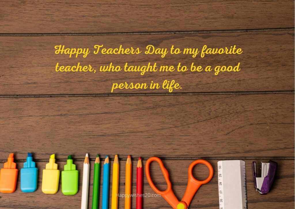 Happy Teachers Day Quotes Wishes 2021